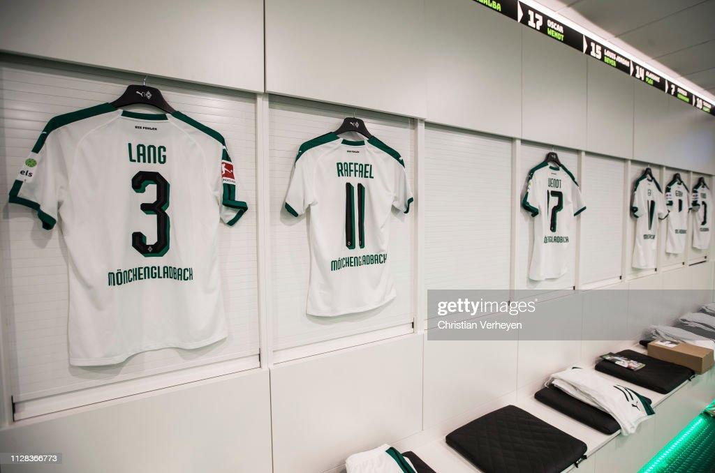 DEU: Borussia Moenchengladbach v FC Bayern Muenchen - Bundesliga
