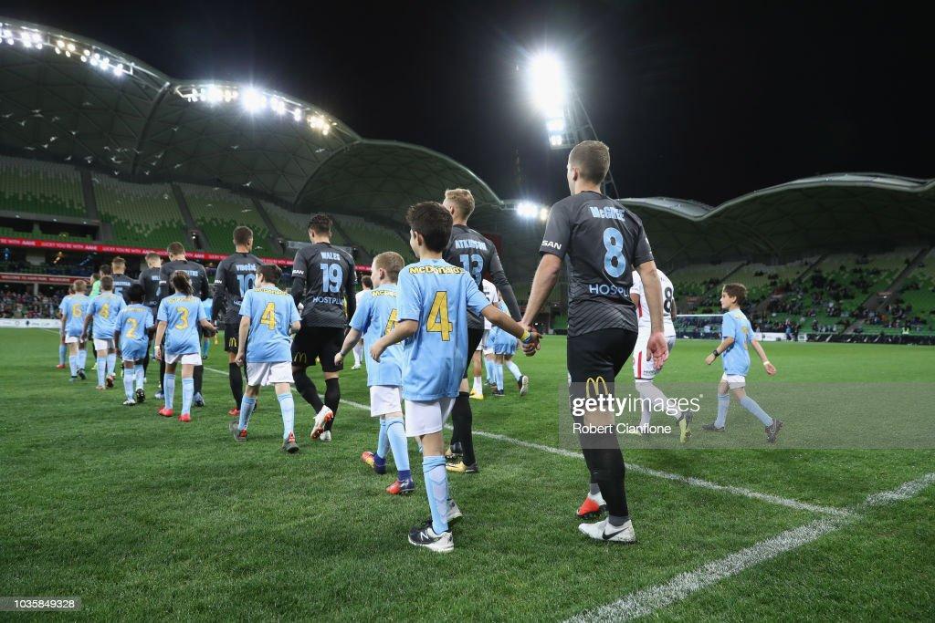 FFA Cup Quarter Final - Melbourne City v Western Sydney Wanderers