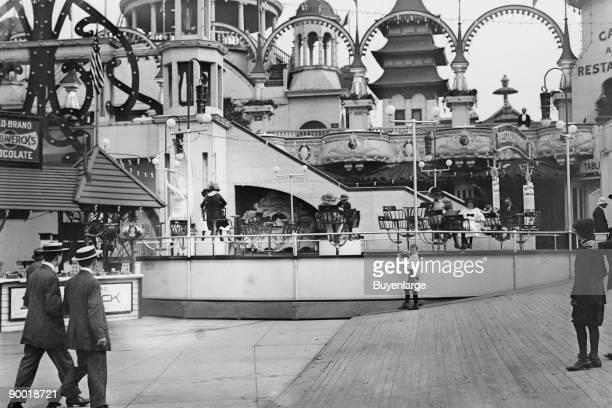 The Teaser Coney Island in Luna Park