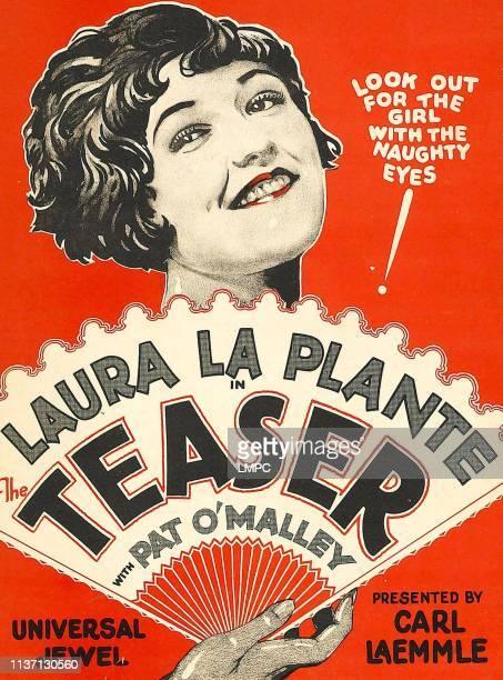 The Teaser poster Laura La Plante 1925