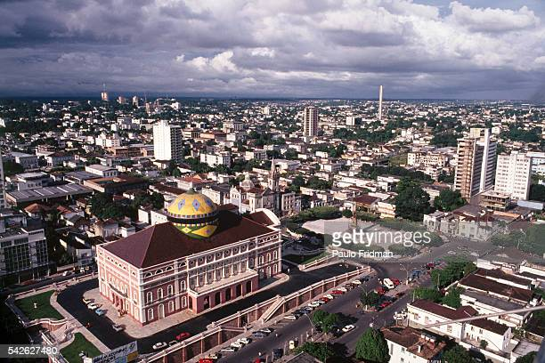 The Teatro Amazonas or the Amazon Theater is an opera house located in the heart of Manaus