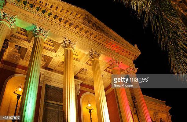 CONTENT] The Teatro Massimo Vittorio Emanuele is an opera house and opera company located on the Piazza Verdi in Palermo Sicily It was dedicated to...