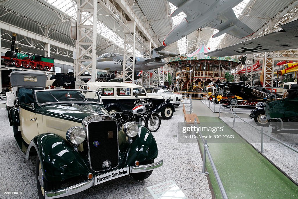 The Technik Museum Speyer Old Cars Stock Photo   Getty Images