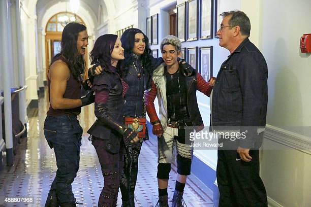 DESCENDANTS The teenage sons and daughters of Disney's most infamous villains star in Disney's 'Descendants' a liveaction movie that with a knowing...