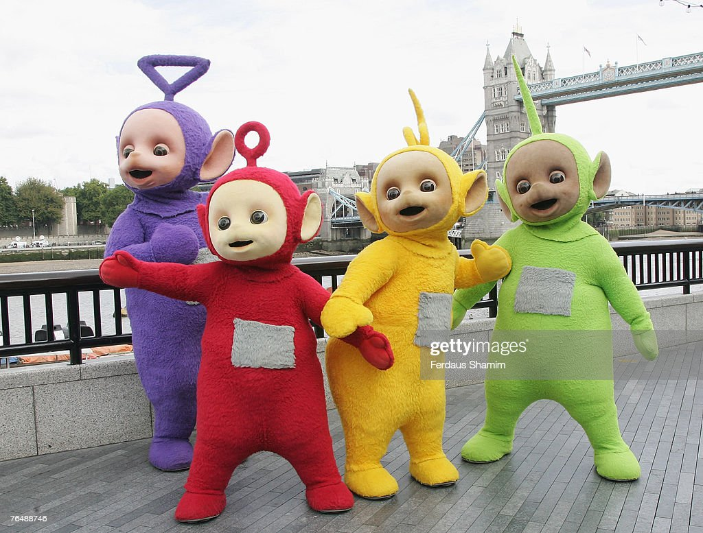 Tell a tubbies