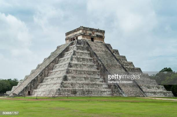 CONTENT] The Temple of Kukulkan usually known as El Castillo