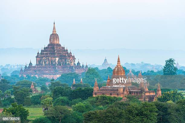 The Temples of Bagan, Mandalay, Myanmar