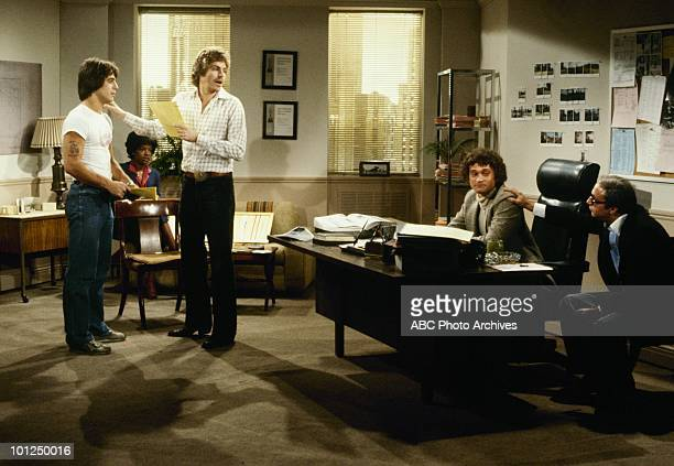 TAXI The Ten Percent Solution which aired on January 07 1981 TONY