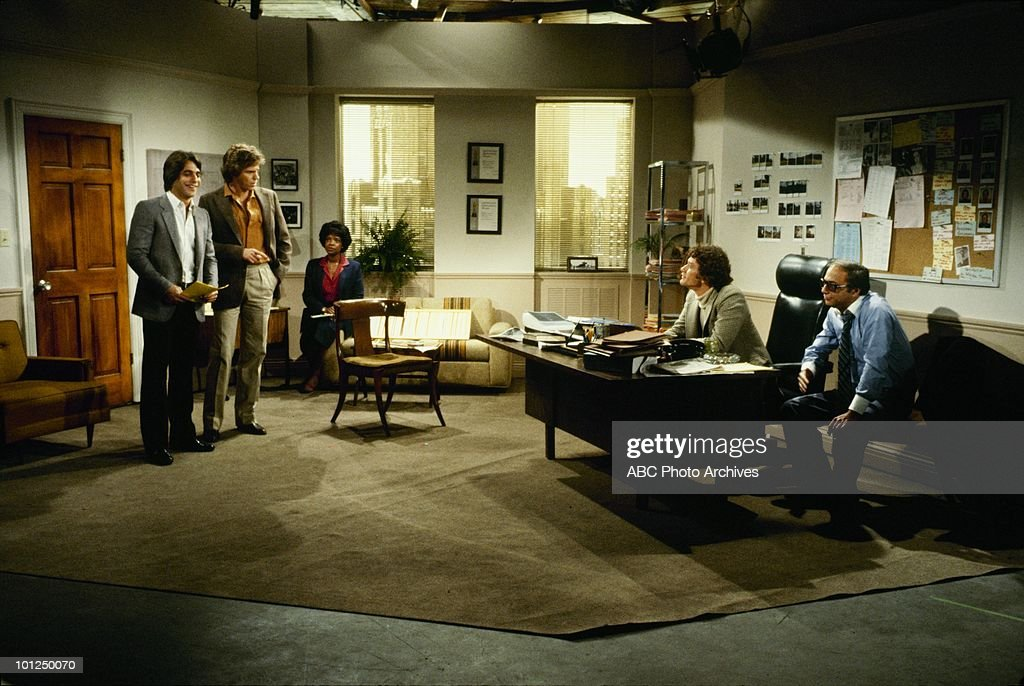 TAXI - 'The Ten Percent Solution' which aired on January 07, 1981. (Photo by ABC Photo Archives/ABC via Getty Images) TONY