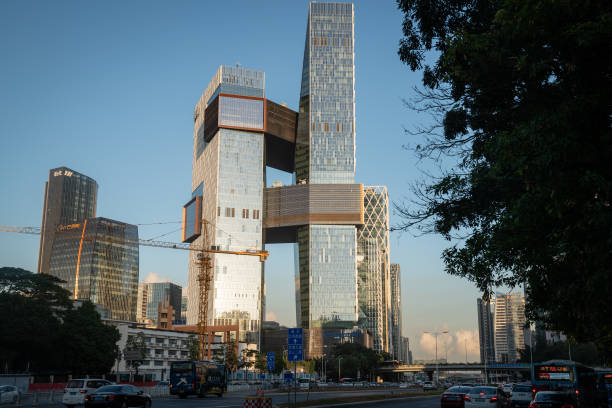 CHN: Tencent Binhai Mansion as the Chinese Tech Company Invests $150 Million in Waterdrop