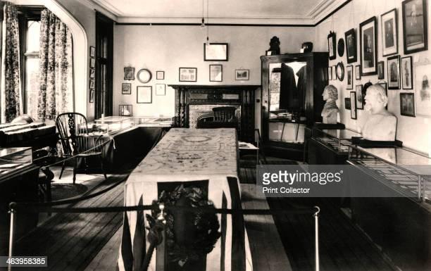 The Tennyson Museum, Farringford House, 20th Century.