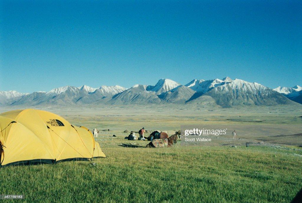 Schaller Expedition : News Photo