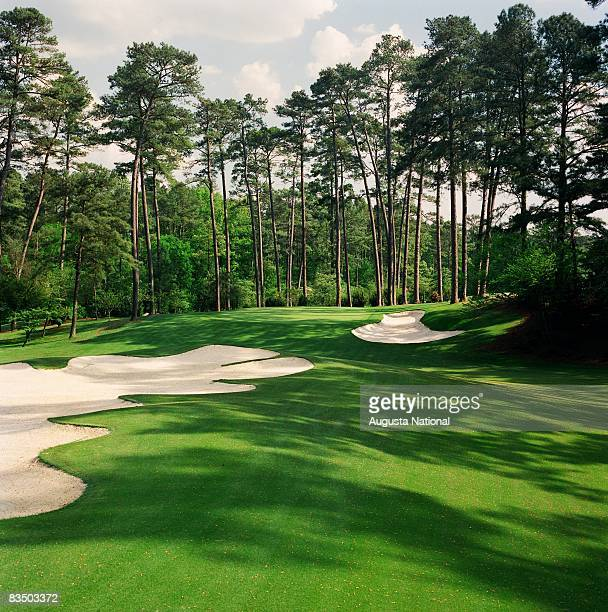 The tenth hole at Augusta National Golf Club in Augusta, Georgia.