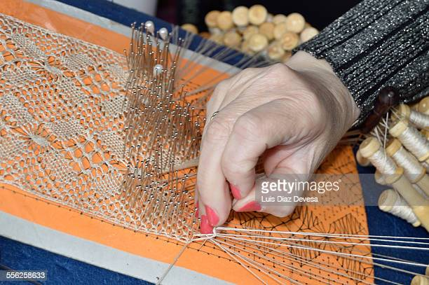 The tenth meeting of lacemakers