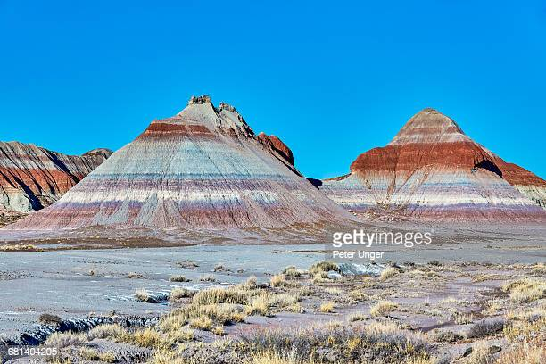 The Tepees,Petrified Forest National Park