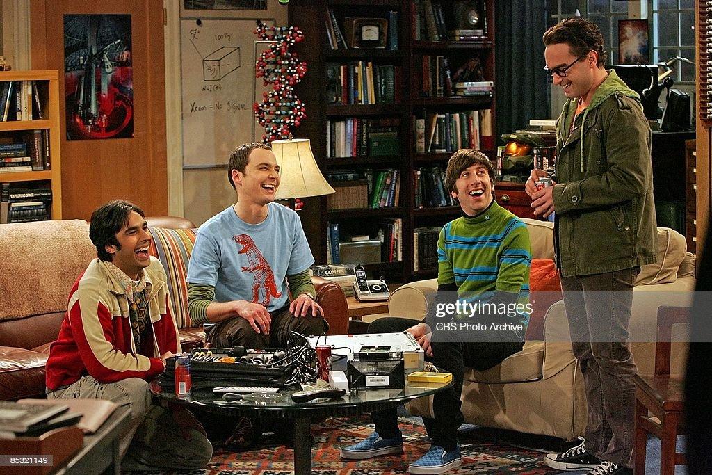 The Big Bang Theory, Season Two : News Photo