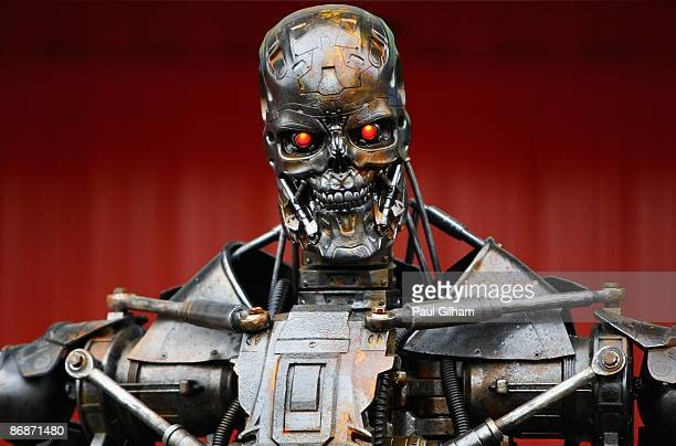 Terminator Robot Stock Pictures, Royalty-free Photos & Images ...