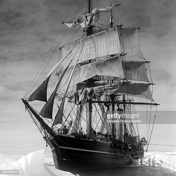 The Terra Nova Expedition 1910 Officially the British Antarctic Expedition led by Robert Falcon Scott