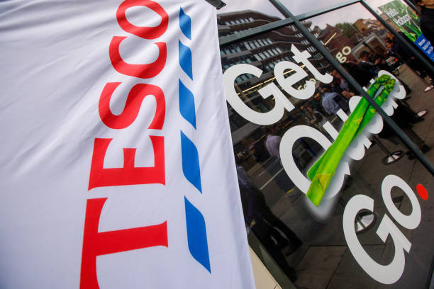 GBR: Tesco Plc Tests Its First Cashierless Supermarket in London