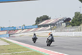 montmelo spain test ebikes track during