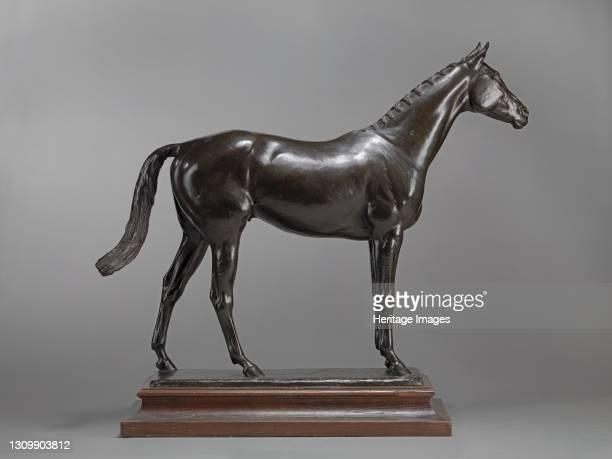 The Tetrarch;The Racehorse, The Tetrarch, ca. 1913. Artist Adrian Jones. .