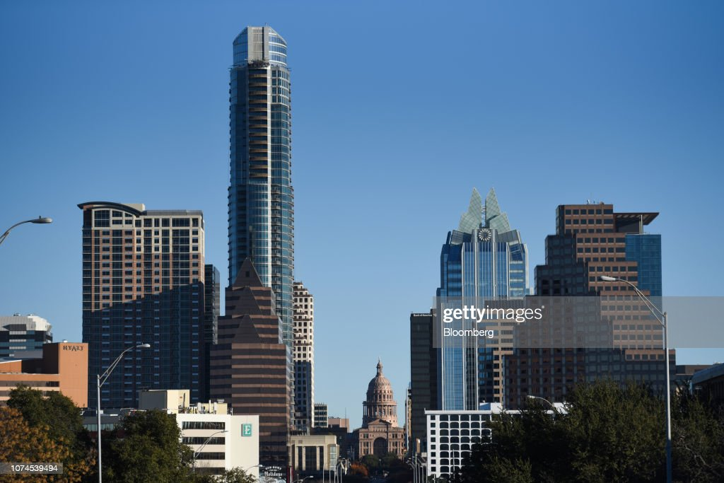 Apple Sparks Worries That Austin's Getting Too Pricey for Texas : News Photo