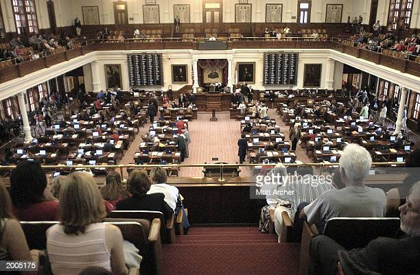 The Texas State Legislature resumed its session after Democrats agreed to end their boycott in exchange for Republicans dropping their redistricting...
