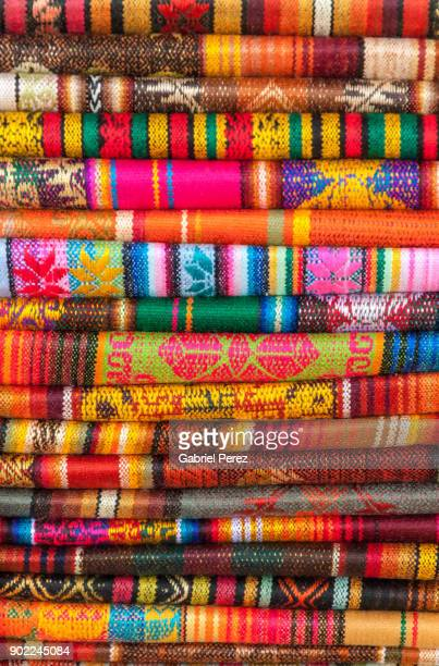 The Textiles of Ecuador