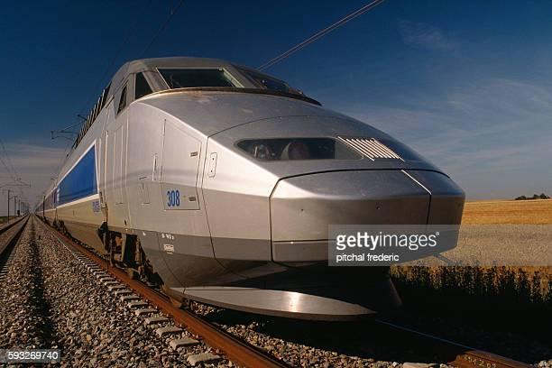 The TGV Atlantique