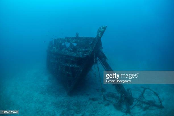 the thai wreck - shipwreck stock pictures, royalty-free photos & images