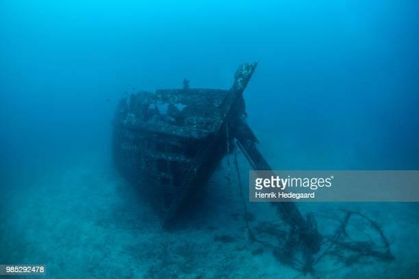 the thai wreck - 難破 ストックフォトと画像