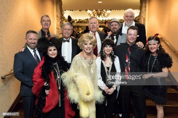 The Thalians Board Members and Joey Paulk attend The Thalians Hollywood for Mental Health Holiday Party 2017 at the Bel Air Country Club on December...