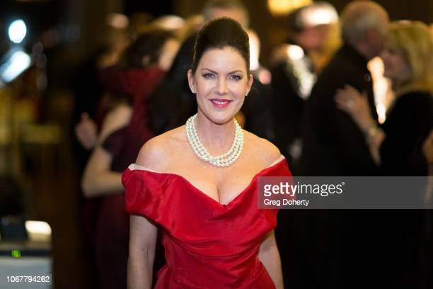 The Thalians President Kira Reed Lorsch Chairs Holiday Party At Bel Air Country Club on December 1 2018 in Los Angeles California