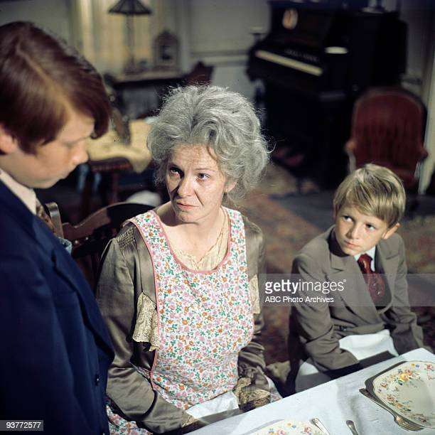 "The Thanksgiving Visitor"" 1967 Hansford Rowe, Geraldine Page, Michael Kearney"