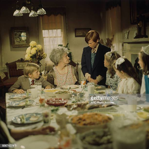 "The Thanksgiving Visitor"" 1967 Michael Kearney, Geraldine Page, Hansford Rowe, Extras"