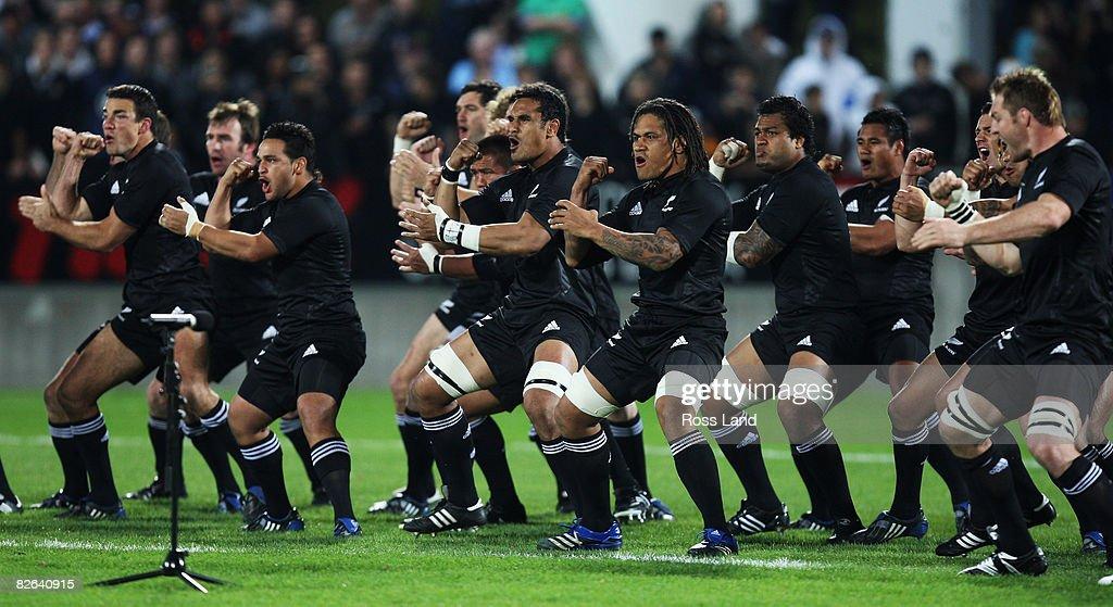 New Zealand v Samoa : News Photo