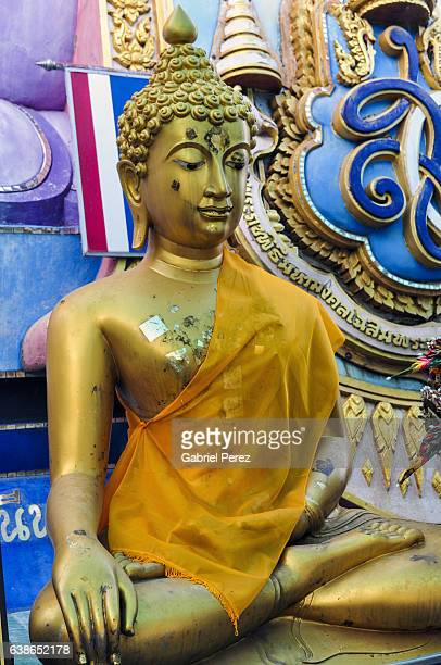 Traditional Buddhist Symbols And Iconography Of Northern Thailand