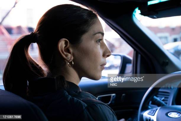 UNIT The Things We Have to Lose Episode 21020 Pictured Jamie Gray Hyder as Officer Katriona Kat Azar Tamin