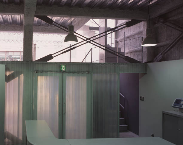 The Third Building, Tokyo, Japan, Architect Atelier Bow-Wow, 2001 ...