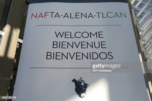 The third round of the NAFTA renegotiations is under way in Ottawa Ontario on September 24 2017 The negotiations will go between September 2327 2017...