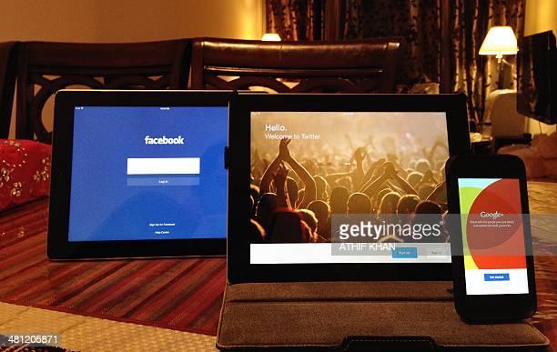 The Three Giants of Social Media