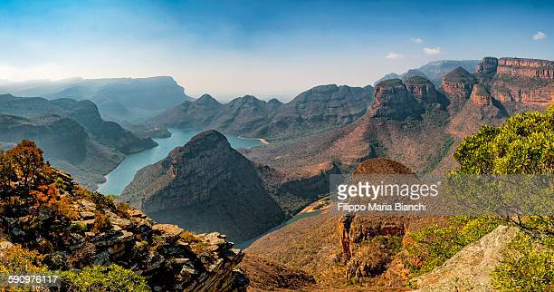 the three rondavels - mpumalanga province stock pictures, royalty-free photos & images