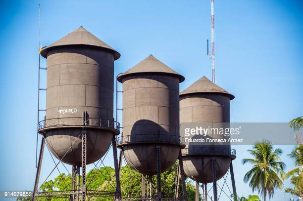 The Three Water Towers