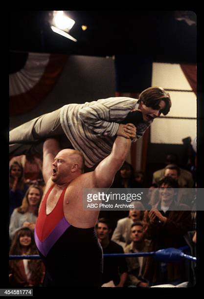 WORLD The Thrilla' in Phila Airdate May 5 1995 LEON ALLEN WHITE WILL