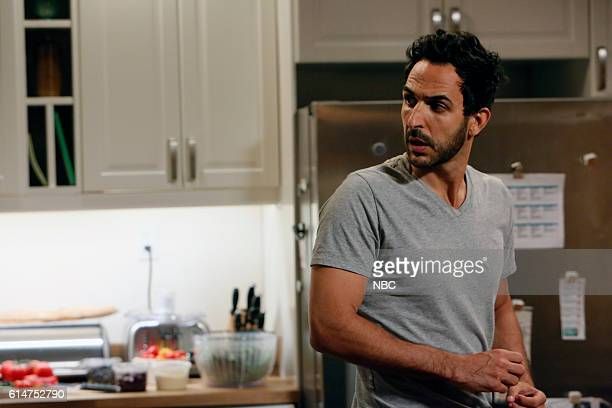 THE BLACKLIST The Thrushes #53 Episode 406 Pictured Amir Arison as Aram Mojtabai