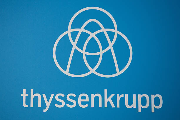 thyssenkrupp ag chief executive officer heinrich hiesinger. Black Bedroom Furniture Sets. Home Design Ideas