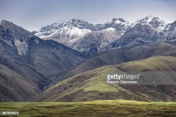 The Tibetan sanctuary