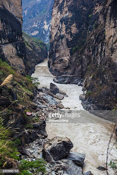 The Tiger Jump Canyon