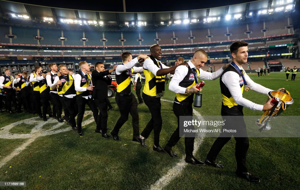 2019 AFL Grand Final - Richmond v GWS : News Photo