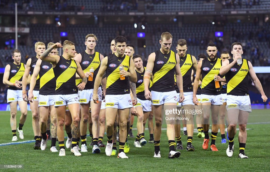 AFL Rd 11 - North Melbourne v Richmond : News Photo